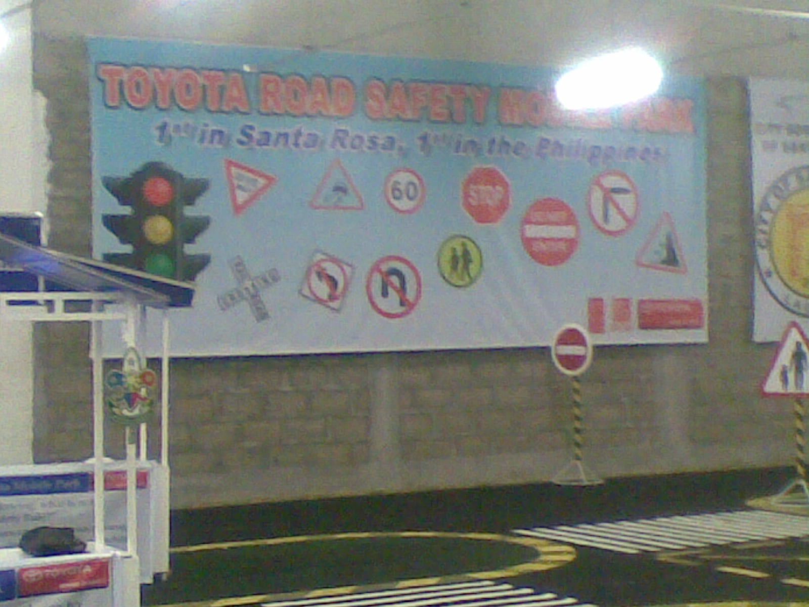 Toyota Road Safety Mobile Park