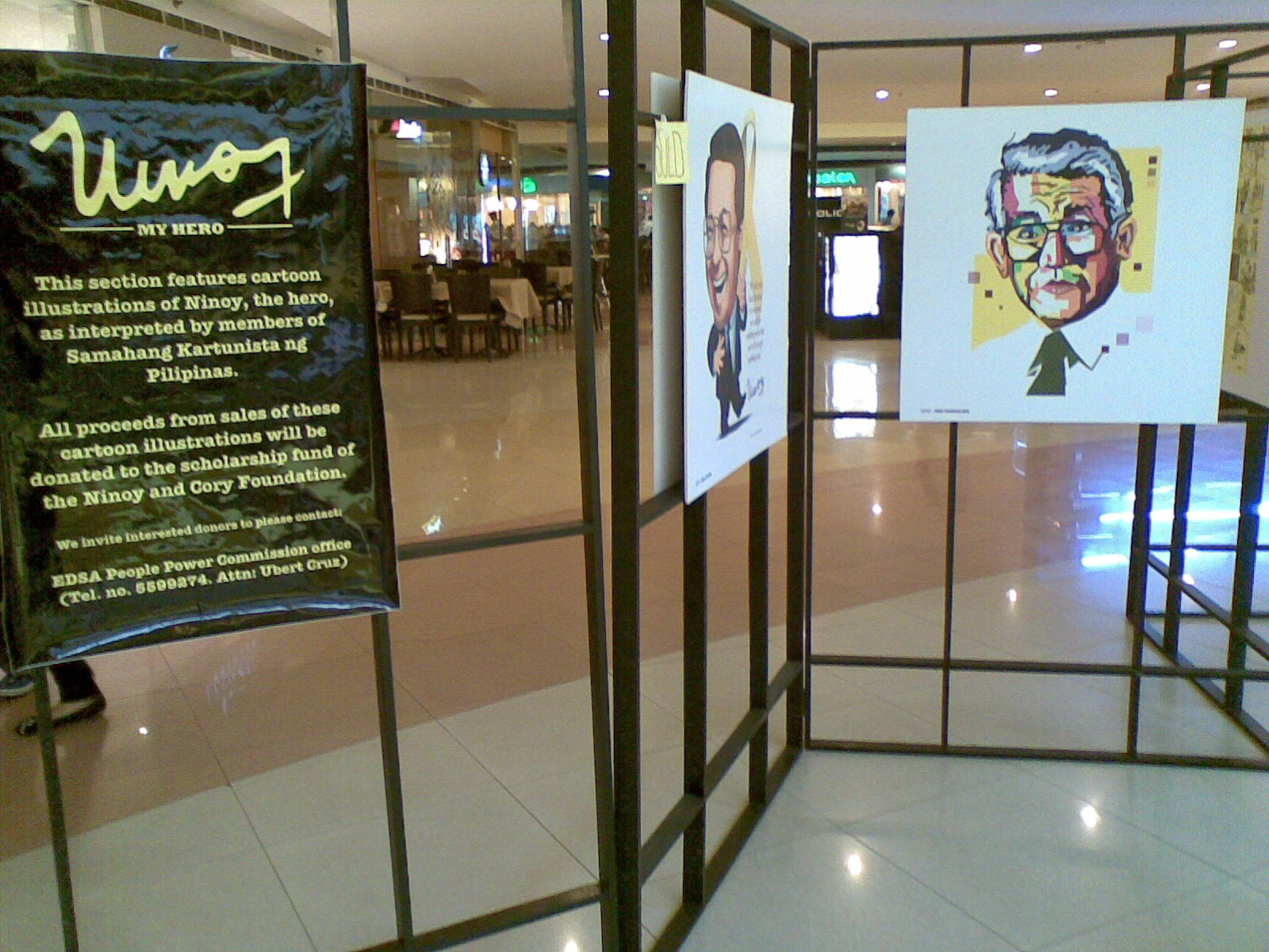 last journey of ninoy review Today, august 21, 2014, the aquino center and museum will have a free film showing of the last journey of ninoy at the center's audio visual room  gadget review.