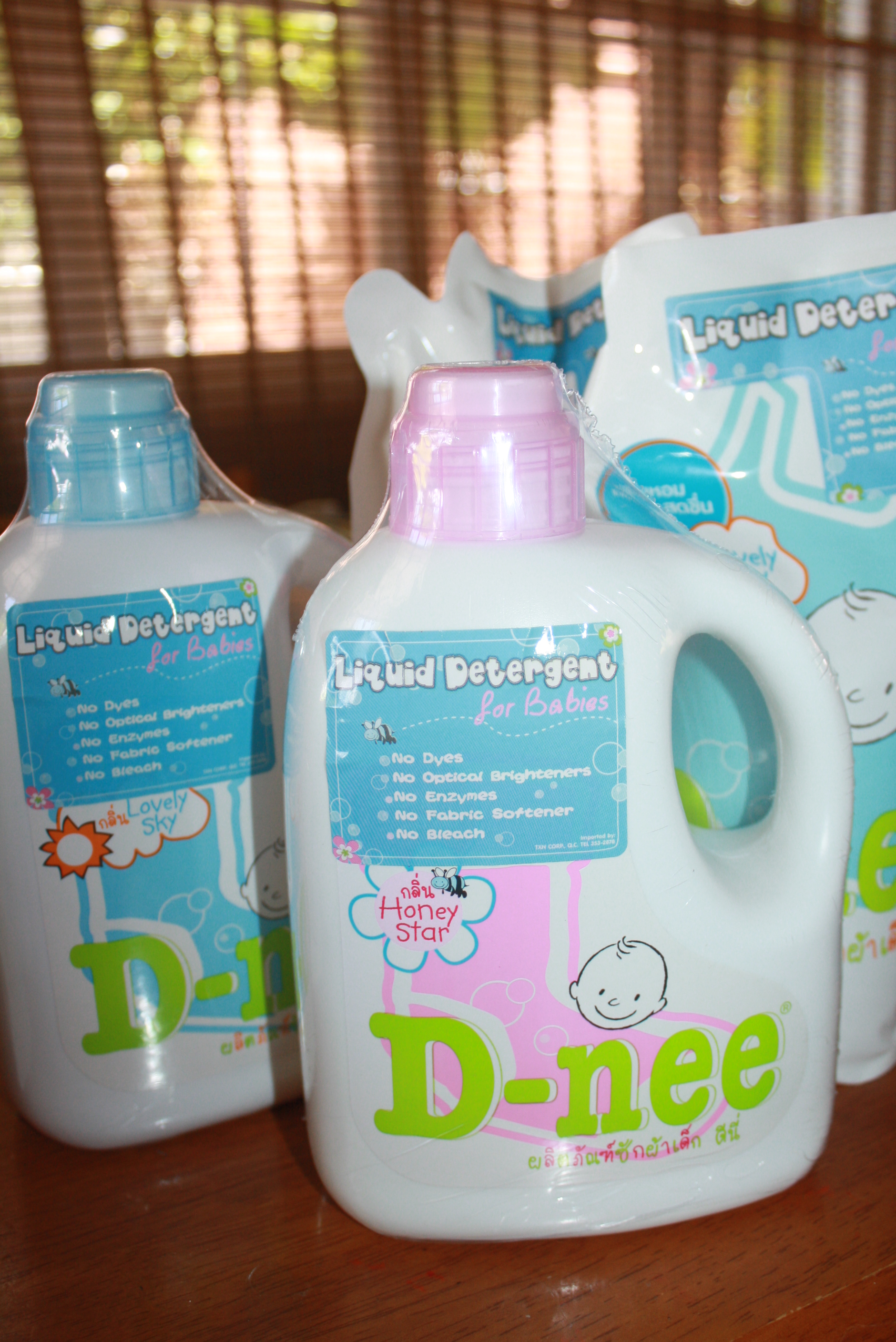 D Nee Baby Care Products Review And Giveaway