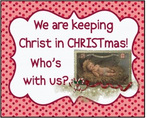 KeepingChristinChristmas