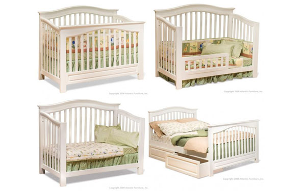 Crib That Turns Into Full Size Bed