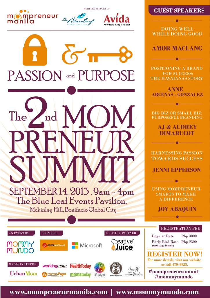 MOMPRENEUR SUMMIT POSTER FINAL