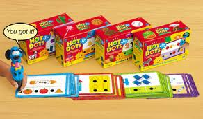 hotdots jr with talking pen