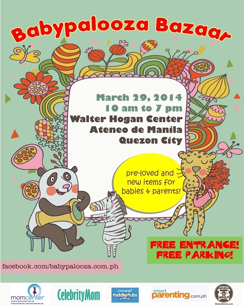 Babypalooza March 2014 flyer. (1)