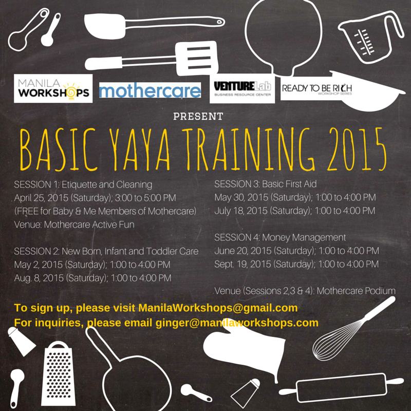 BASIC-YAYA-TRAINING-2015
