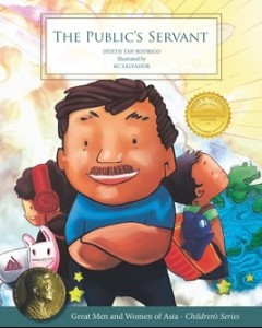 The Publics Servant Cover