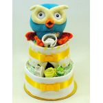 Newborn_nappy_cake_Hoot_2_layer_unisex
